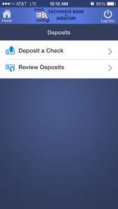 Mobile Deposit1